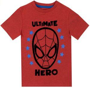 Camiseta de Ultimate Hero - Las mejores camisetas de Spiderman -Spider-man - Camisetas de Marvel