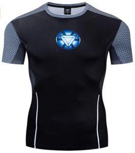 Camiseta de armadura clásica de Iron man - Las mejores camisetas de Iron man - Camisetas de Marvel