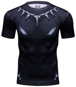 Camiseta de armadura de Black Panther - Las mejores camisetas de Black Panther - Camisetas de Marvel