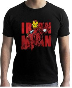 Camiseta de armadura de Iron man - Las mejores camisetas de Iron man - Camisetas de Marvel