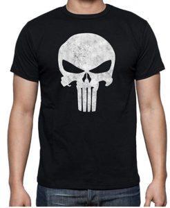 Camiseta de calavera clásica de The Punisher - Las mejores camisetas de The Punisher - Camisetas de Marvel