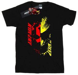 Camiseta de cascos de Ant-man and the Wasp - Las mejores camisetas de Antman - Camisetas de Marvel