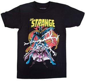 Camiseta de comic de Dr Strange - Las mejores camisetas de Doctor Extraño - Doctor Strange - Camisetas de Marvel