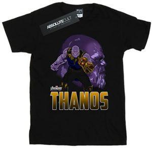 Camiseta de dibujos de Thanos - Las mejores camisetas de Thanos - Camisetas de Marvel