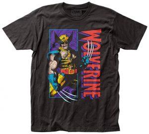 Camiseta de estilo de Wolverine - Las mejores camisetas de Lobezno - Wolverine - Camisetas de Marvel