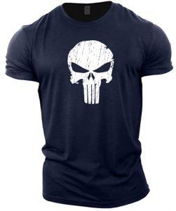 Camiseta de gimnasio de The Punisher - Las mejores camisetas de The Punisher - Camisetas de Marvel