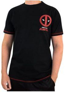 Camiseta de logo 2 de Deadpool - Las mejores camisetas de Deadpool - Camisetas de Marvel