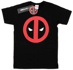 Camiseta de logo clásico de Deadpool - Las mejores camisetas de Deadpool - Camisetas de Marvel