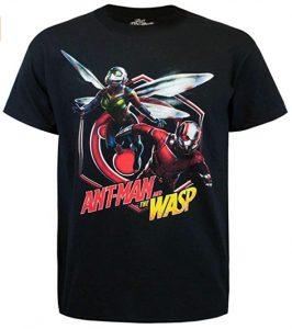Camiseta de logo de Ant-man and the Wasp - Las mejores camisetas de Antman - Camisetas de Marvel