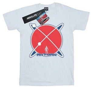 Camiseta de logo de Ant-man clásico - Las mejores camisetas de Antman - Camisetas de Marvel