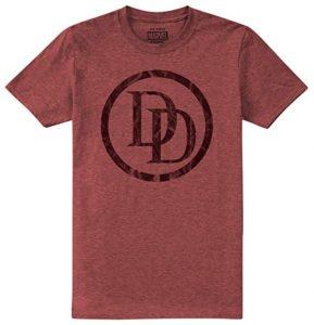 Camiseta de logo de Daredevil - Las mejores camisetas de Daredevil - Camisetas de Marvel