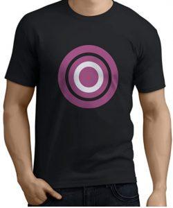 Camiseta de logo de Ojo de Halcón - Las mejores camisetas de Hawkeye - Ojo de Halcón - Camisetas de Marvel