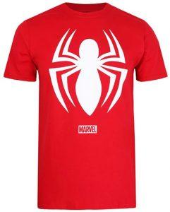 Camiseta de logo de Spiderman - Las mejores camisetas de Spiderman -Spider-man - Camisetas de Marvel