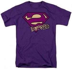 Camiseta de logo de Superman Bizarro - Las mejores camisetas de Superman - Camisetas de DC