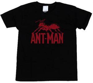 Camiseta de logo de hormiga de Ant-man - Las mejores camisetas de Antman - Camisetas de Marvel