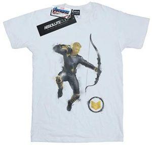 Camiseta de pintura de Ojo de Halcón - Las mejores camisetas de Hawkeye - Ojo de Halcón - Camisetas de Marvel