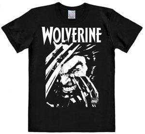 Camiseta de pose de Wolverine - Las mejores camisetas de Lobezno - Wolverine - Camisetas de Marvel