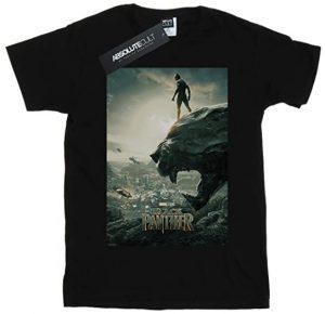 Camiseta de poster de Black Panther 2 - Las mejores camisetas de Black Panther - Camisetas de Marvel