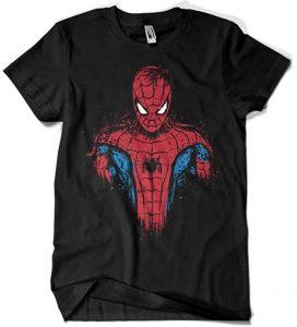 Camiseta de señor de Spiderman - Las mejores camisetas de Spiderman -Spider-man - Camisetas de Marvel