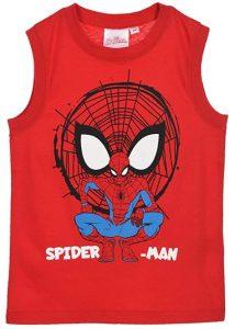 Camiseta de tirantes de Spiderman - Las mejores camisetas de Spiderman -Spider-man - Camisetas de Marvel