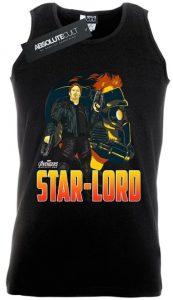 Camiseta de tirantes de Star Lord - Las mejores camisetas de Star-Lord de Guardianes de la Galaxia - Camisetas de Marvel