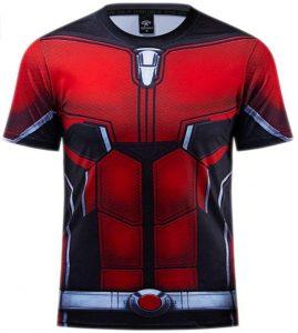 Camiseta de traje de Ant-man - Las mejores camisetas de Antman - Camisetas de Marvel