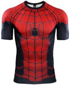 Camiseta de traje de Spiderman - Las mejores camisetas de Spiderman -Spider-man - Camisetas de Marvel