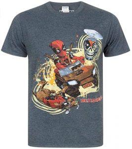 Camiseta de zombie de Deadpool - Las mejores camisetas de Deadpool - Camisetas de Marvel