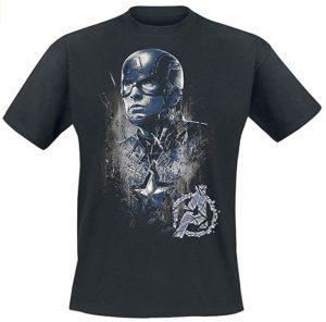 Camiseta del Capitán América Avengers - Las mejores camisetas del Capitán América - Camisetas de Marvel