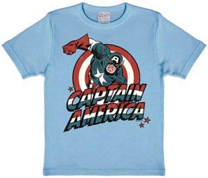 Camiseta del Capitán América clásico- Las mejores camisetas del Capitán América - Camisetas de Marvel
