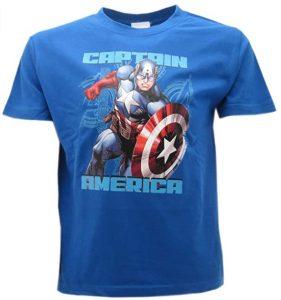 Camiseta del Capitán América de los cómics - Las mejores camisetas del Capitán América - Camisetas de Marvel
