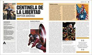 El libro de Marvel - Las mejores enciclopedias de Marvel - Ejemplo 2