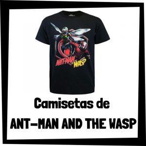 Camisetas de Ant-man