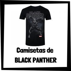 Camisetas de Black Panther
