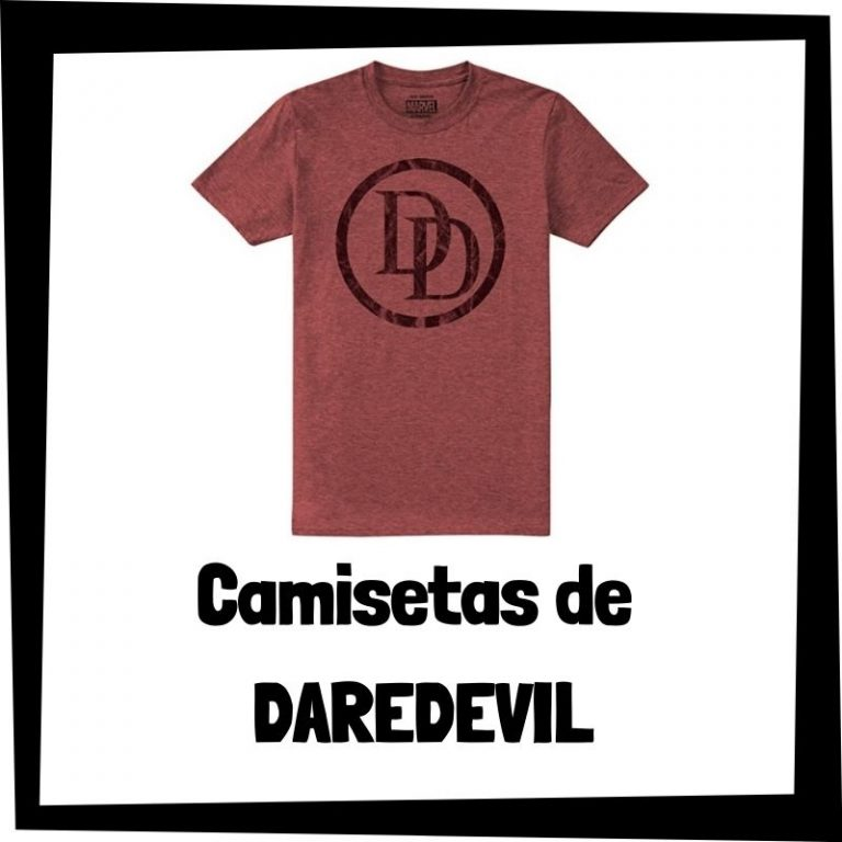 Camisetas de Daredevil