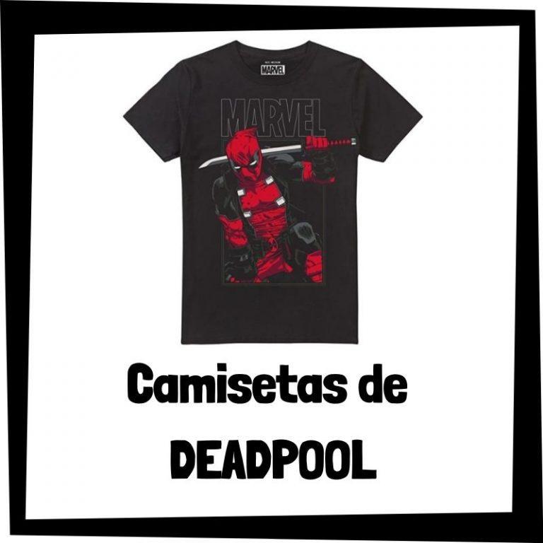 Lee más sobre el artículo Camisetas de Deadpool