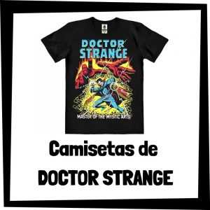 Camisetas de Doctor Strange