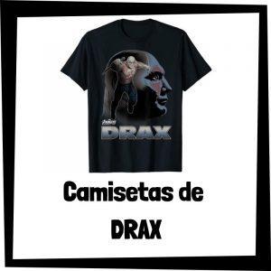 Camisetas de Drax
