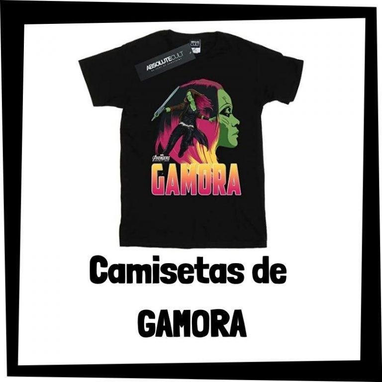 Camisetas de Gamora