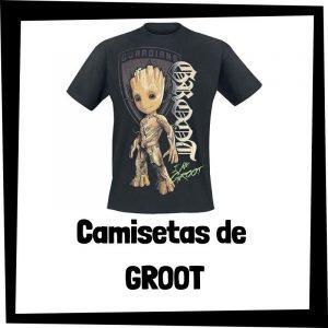 Camisetas de Groot