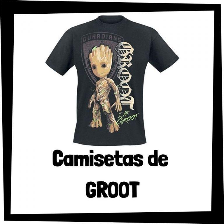 Lee más sobre el artículo Camisetas de Groot
