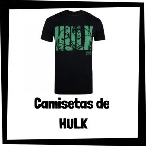 Camisetas de Hulk