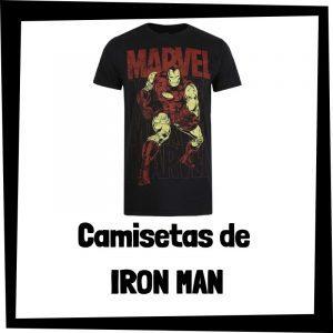 Camisetas de Iron man