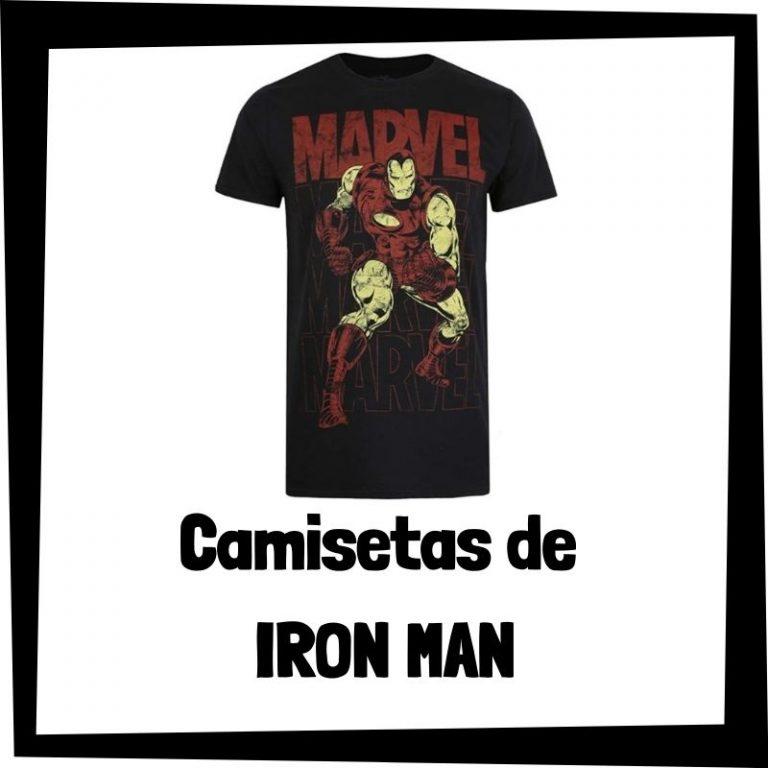 Lee más sobre el artículo Camisetas de Iron man