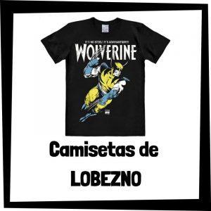 Camisetas de Lobezno