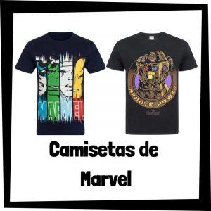 Las mejores camisetas de Marvel - Camisetas baratas de los Vengadores - Comprar camiseta de Marvel de los Vengadores