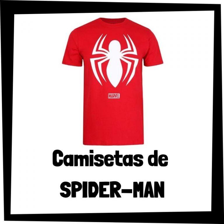 Camisetas de Spiderman