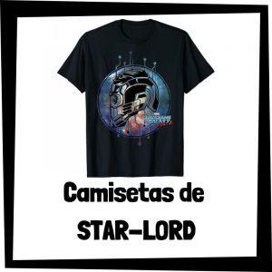 Camisetas de Star-Lord