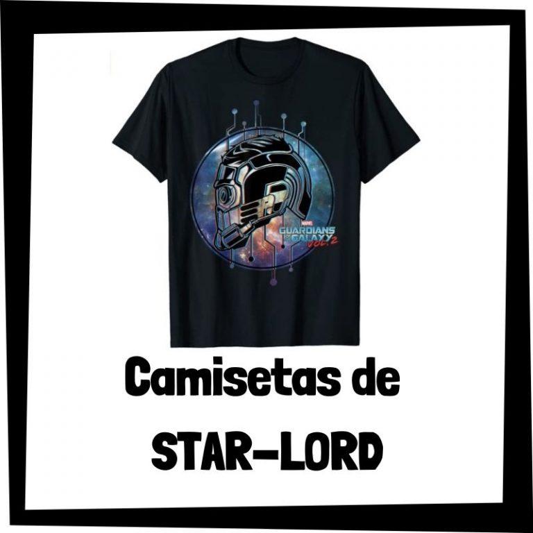 Lee más sobre el artículo Camisetas de Star-Lord