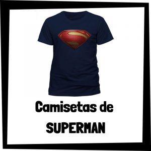 Camisetas de Superman